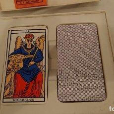 Barajas de cartas: BARAJAS DE TAROT DOBLE. Lote 165153262