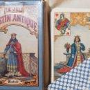 Barajas de cartas: BARAJA CARTOMANCIA 'DESTIN ANTIQUE'. 32 CARTAS. FORTUNE TELLING CARDS.. Lote 165264412