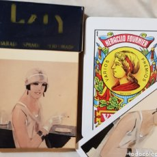 Barajas de cartas: BARAJA ESPAÑOLA LADY CARDS (PERFUMADA). FOURNIER.. Lote 165271198