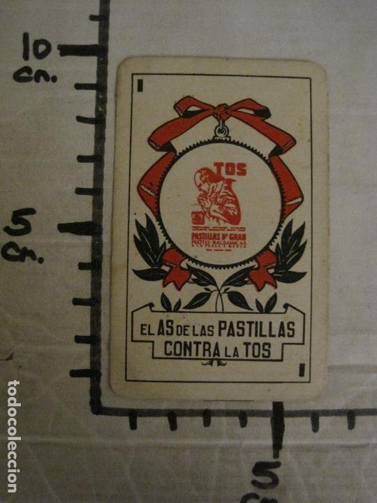 Barajas de cartas: BARAJA DE CARTAS ANTIGUA-FARMACIA-PUBLICIDAD PASTILLAS DR GRAU -COMPLETA 48 CR-VER FOTOS-(V-17.077) - Foto 28 - 165374598