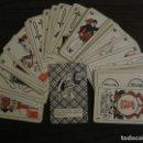 Barajas de cartas: BARAJA DE CARTAS ANTIGUA-FARMACIA-PUBLICIDAD PASTILLAS DR GRAU -COMPLETA 48 CR-VER FOTOS-(V-17.077). Lote 165374598