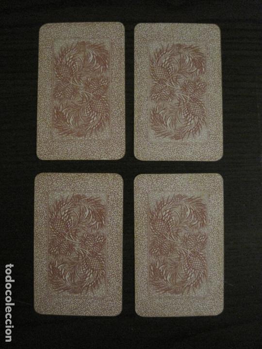 Barajas de cartas: BARAJA DE CARTAS ANTIGUA-PUBLICIDAD GASEOSAS D-ANTECESOR COCA COLA-NAIPES COMAS-VER FOTOS-(V-17.078) - Foto 10 - 165376550