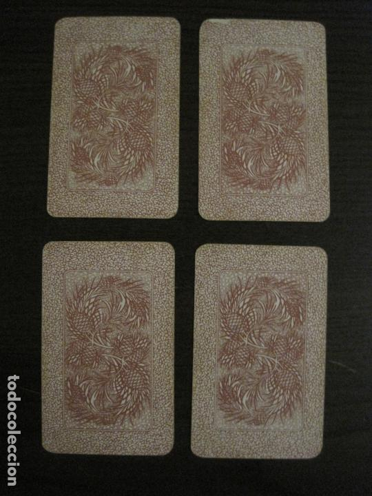 Barajas de cartas: BARAJA DE CARTAS ANTIGUA-PUBLICIDAD GASEOSAS D-ANTECESOR COCA COLA-NAIPES COMAS-VER FOTOS-(V-17.078) - Foto 18 - 165376550