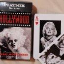 Barajas de cartas: BARAJA FRANCESA GREAT MOVIE STARS FROM THE GOLDEN AGE OF CINEMA.. Lote 165395321