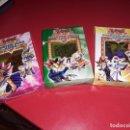 Barajas de cartas: LOTE DE 3 PAQUETES DE CARD GAME SATER DECK KAIBA WORLDWIDE EDITION DE KONAMI. Lote 165645826