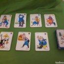Barajas de cartas: MUY DIFÍCIL BARAJA EL JUEGO DE LAS 7 FAMILIAS N°1 LOS OFICIOS 1963 COMPLETA. Lote 165683578