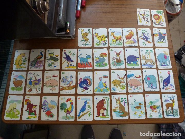 BARAJA INFANTIL EL JUEGO DE LAS PAREJAS EDICIONES RECREATIVAS AÑOS 60 (Juguetes y Juegos - Cartas y Naipes - Barajas Infantiles)