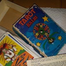 Barajas de cartas: TAROT BALBI. Lote 165835134