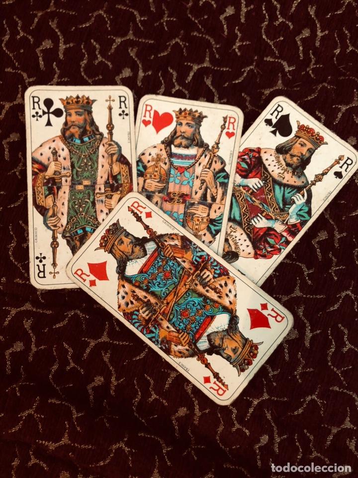 Barajas de cartas: Juego de naipes de 55 antiguas cartas de B.P grimaud ( Francia)1870 están en buen estado - Foto 7 - 165853037