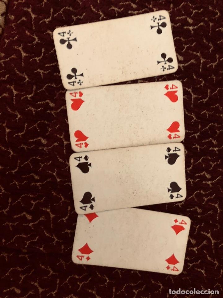 Barajas de cartas: Juego de naipes de 55 antiguas cartas de B.P grimaud ( Francia)1870 están en buen estado - Foto 16 - 165853037