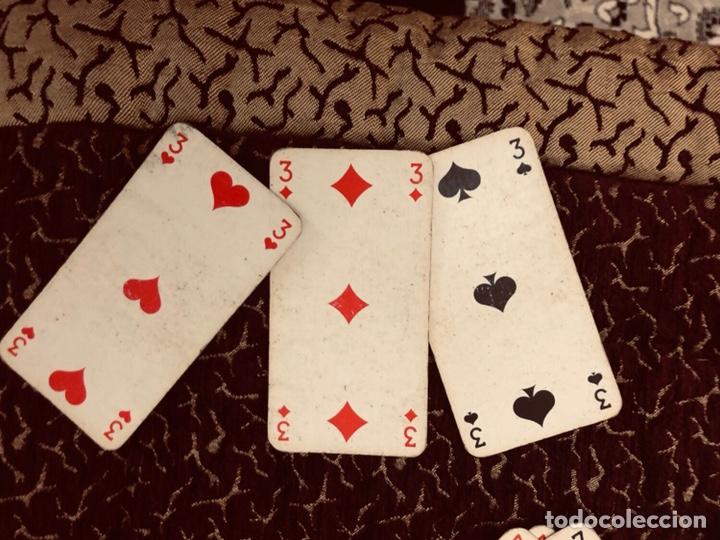 Barajas de cartas: Juego de naipes de 55 antiguas cartas de B.P grimaud ( Francia)1870 están en buen estado - Foto 18 - 165853037