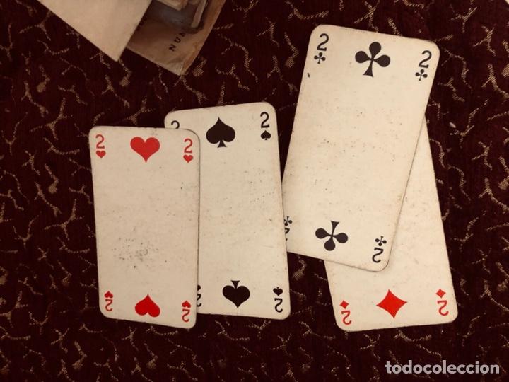 Barajas de cartas: Juego de naipes de 55 antiguas cartas de B.P grimaud ( Francia)1870 están en buen estado - Foto 19 - 165853037