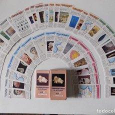 Barajas de cartas: LIBRERIA GHOTICA. BARAJA PREHISTORIA DE FRANCIA.PREHISTOIRE DE LA FRANCE EN 7 FAMILLES.1980.. Lote 165882574