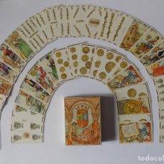 Jeux de cartes: LIBRERIA GHOTICA. BARAJA ARAGONESA. 1980. CON ESTUCHE.. Lote 165884246