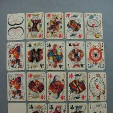 Barajas de cartas: BARAJA SALVADOR DALI PUIFORCAT 1969 PLAYING CARDS SURREALISMO. Lote 177531273