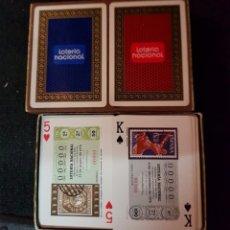 Barajas de cartas: LOTE BARAJAS CARTAS. Lote 165966304