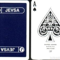Barajas de cartas: JEVSA - BARAJA DE BRIDGE. Lote 165993414