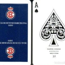 Barajas de cartas: REAL CLUB DE TENIS BARCELONA - BARAJA DE BRIDGE . Lote 165995022