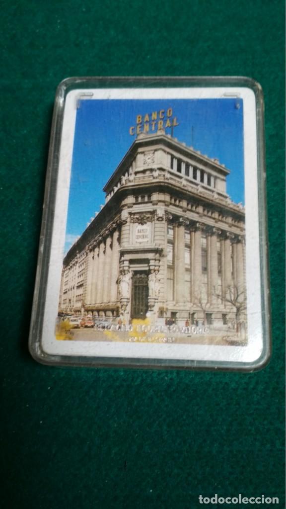 BANCO CENTRAL - BARAJA CARTAS POKER - HERACLIO FOURNIER - 818 GIGANTE. VER FOTOS (Juguetes y Juegos - Cartas y Naipes - Barajas de Póker)