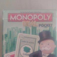 Barajas de cartas: MONOPOLY,JUEGO DE CARTAS. Lote 166130990