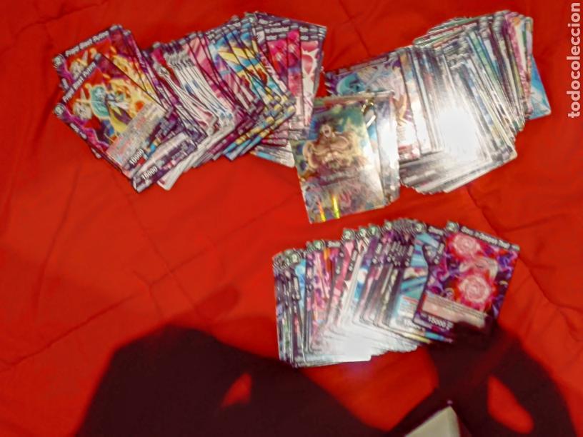DRAGONBALL SUPER LOTE DE 171 CARTAS DE PDBS JUEGO DE CARTAS COLECCIONABLE. (Juguetes y Juegos - Cartas y Naipes - Otras Barajas)