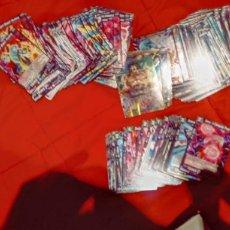 Barajas de cartas: DRAGONBALL SUPER LOTE DE 171 CARTAS DE PDBS JUEGO DE CARTAS COLECCIONABLE.. Lote 166218308
