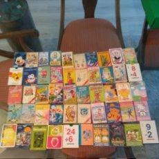 Barajas de cartas: LOTE DE 50 BARAJAS INFANTILES, . Lote 166495382