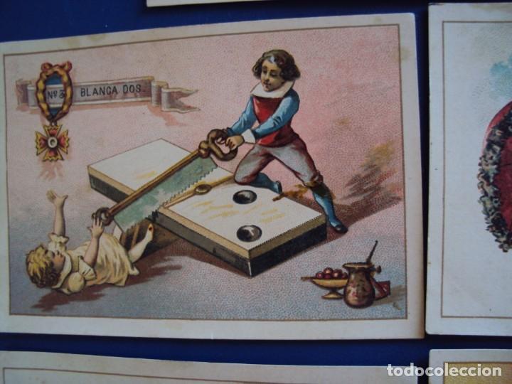 Barajas de cartas: (BA-190500)FABRICA DE CHOCOLATES EL BARCO - VALENCIA - DOMINO - 28 NAIPES - Foto 5 - 166540886