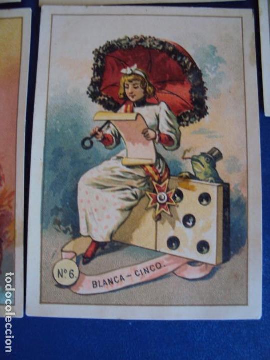 Barajas de cartas: (BA-190500)FABRICA DE CHOCOLATES EL BARCO - VALENCIA - DOMINO - 28 NAIPES - Foto 8 - 166540886