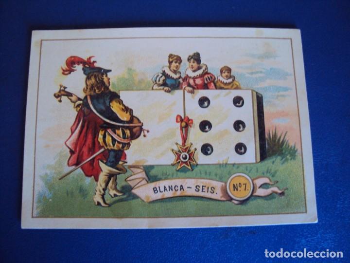 Barajas de cartas: (BA-190500)FABRICA DE CHOCOLATES EL BARCO - VALENCIA - DOMINO - 28 NAIPES - Foto 9 - 166540886
