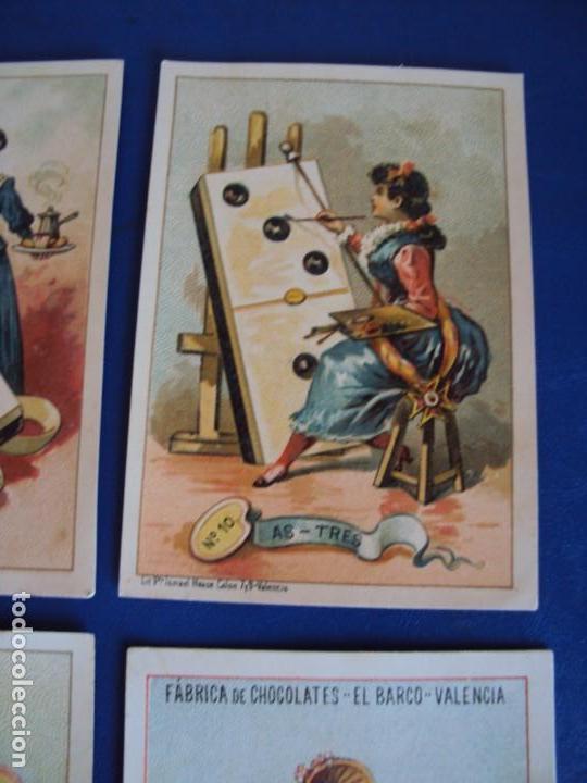 Barajas de cartas: (BA-190500)FABRICA DE CHOCOLATES EL BARCO - VALENCIA - DOMINO - 28 NAIPES - Foto 13 - 166540886