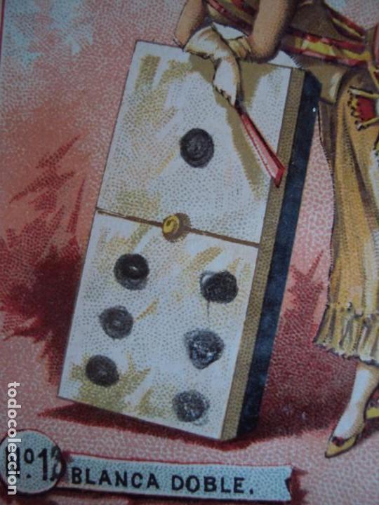 Barajas de cartas: (BA-190500)FABRICA DE CHOCOLATES EL BARCO - VALENCIA - DOMINO - 28 NAIPES - Foto 17 - 166540886