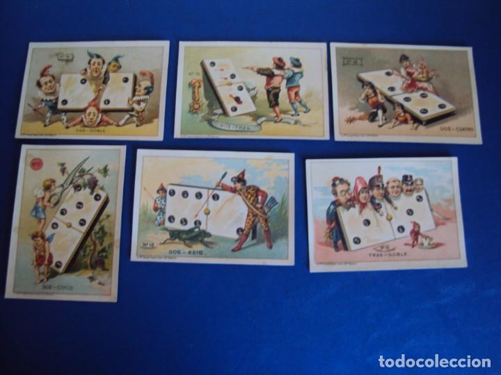 Barajas de cartas: (BA-190500)FABRICA DE CHOCOLATES EL BARCO - VALENCIA - DOMINO - 28 NAIPES - Foto 18 - 166540886