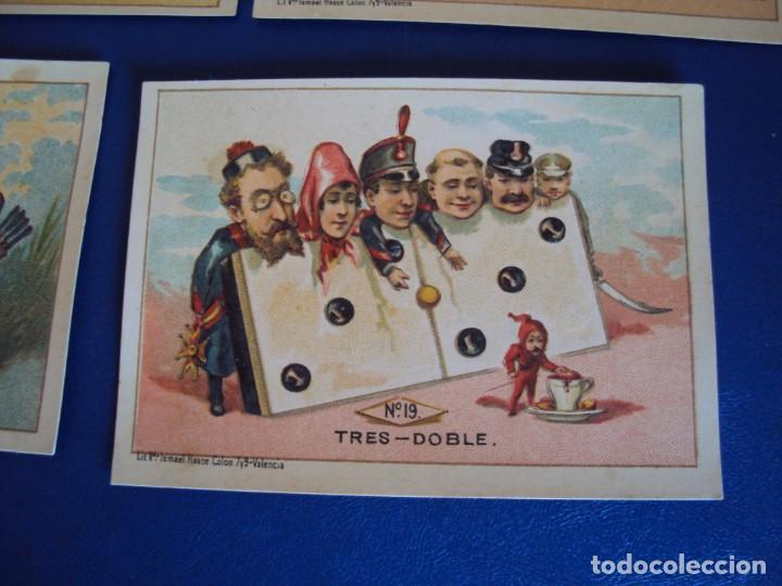 Barajas de cartas: (BA-190500)FABRICA DE CHOCOLATES EL BARCO - VALENCIA - DOMINO - 28 NAIPES - Foto 24 - 166540886