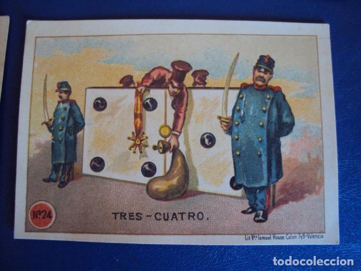 Barajas de cartas: (BA-190500)FABRICA DE CHOCOLATES EL BARCO - VALENCIA - DOMINO - 28 NAIPES - Foto 30 - 166540886