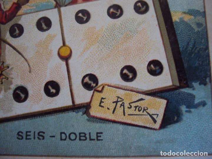 Barajas de cartas: (BA-190500)FABRICA DE CHOCOLATES EL BARCO - VALENCIA - DOMINO - 28 NAIPES - Foto 36 - 166540886