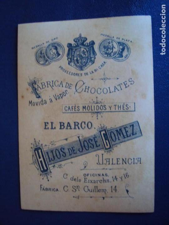 Barajas de cartas: (BA-190500)FABRICA DE CHOCOLATES EL BARCO - VALENCIA - DOMINO - 28 NAIPES - Foto 37 - 166540886