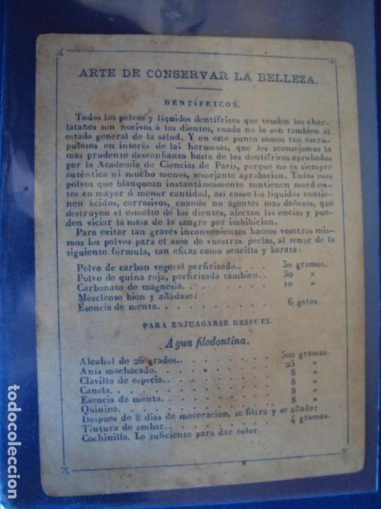 Barajas de cartas: (BA-190501)BARAJA DE LOS ENAMORADOS. DEDICADA AL PRESTIDIGITADOR CATALÁN D. FRUCTUOSO CANONJE XIX - Foto 22 - 166542314