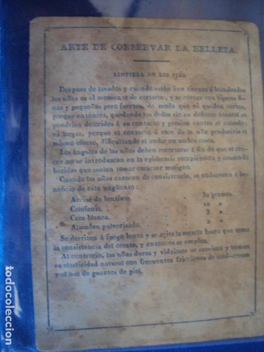 Barajas de cartas: (BA-190501)BARAJA DE LOS ENAMORADOS. DEDICADA AL PRESTIDIGITADOR CATALÁN D. FRUCTUOSO CANONJE XIX - Foto 24 - 166542314