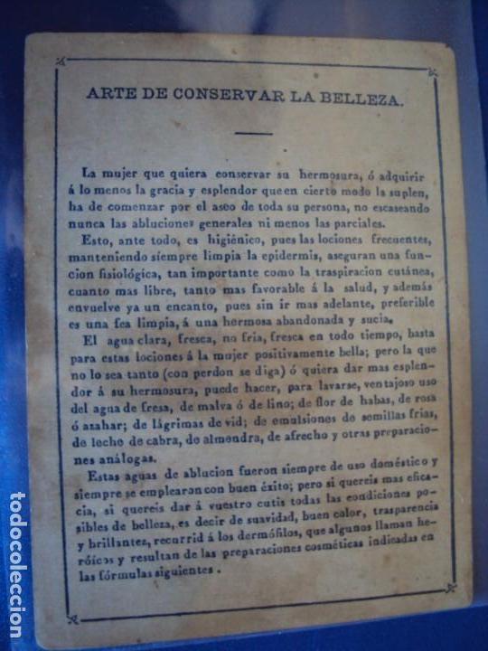 Barajas de cartas: (BA-190501)BARAJA DE LOS ENAMORADOS. DEDICADA AL PRESTIDIGITADOR CATALÁN D. FRUCTUOSO CANONJE XIX - Foto 26 - 166542314