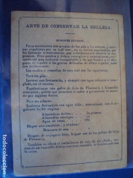 Barajas de cartas: (BA-190501)BARAJA DE LOS ENAMORADOS. DEDICADA AL PRESTIDIGITADOR CATALÁN D. FRUCTUOSO CANONJE XIX - Foto 42 - 166542314
