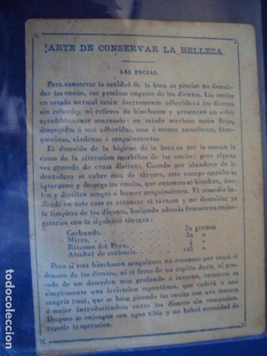 Barajas de cartas: (BA-190501)BARAJA DE LOS ENAMORADOS. DEDICADA AL PRESTIDIGITADOR CATALÁN D. FRUCTUOSO CANONJE XIX - Foto 56 - 166542314