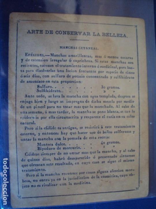 Barajas de cartas: (BA-190501)BARAJA DE LOS ENAMORADOS. DEDICADA AL PRESTIDIGITADOR CATALÁN D. FRUCTUOSO CANONJE XIX - Foto 62 - 166542314