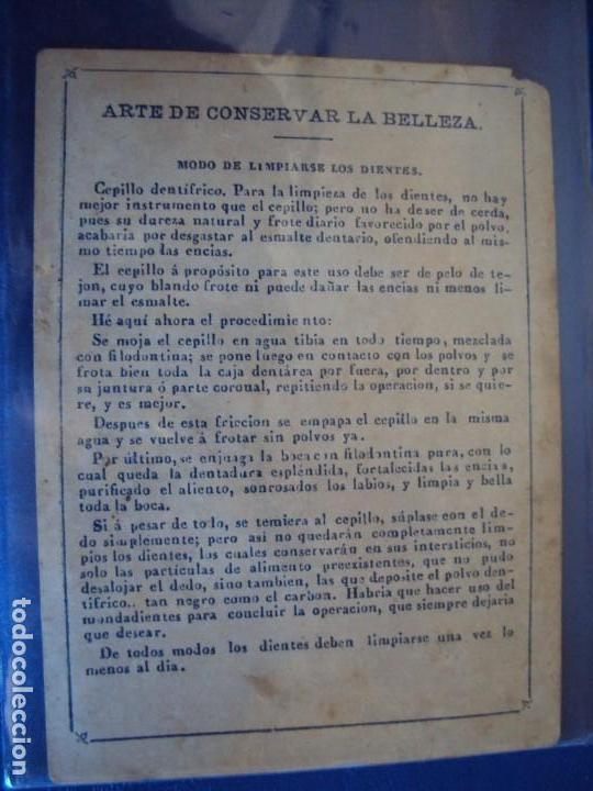 Barajas de cartas: (BA-190501)BARAJA DE LOS ENAMORADOS. DEDICADA AL PRESTIDIGITADOR CATALÁN D. FRUCTUOSO CANONJE XIX - Foto 64 - 166542314