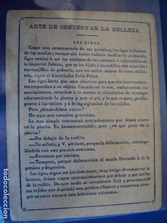 Barajas de cartas: (BA-190501)BARAJA DE LOS ENAMORADOS. DEDICADA AL PRESTIDIGITADOR CATALÁN D. FRUCTUOSO CANONJE XIX - Foto 84 - 166542314