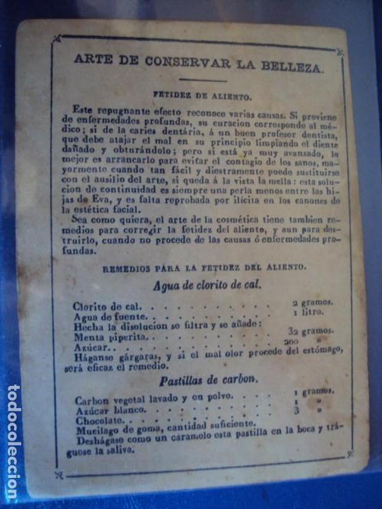 Barajas de cartas: (BA-190501)BARAJA DE LOS ENAMORADOS. DEDICADA AL PRESTIDIGITADOR CATALÁN D. FRUCTUOSO CANONJE XIX - Foto 86 - 166542314