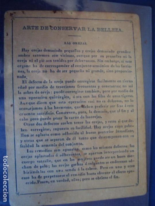 Barajas de cartas: (BA-190501)BARAJA DE LOS ENAMORADOS. DEDICADA AL PRESTIDIGITADOR CATALÁN D. FRUCTUOSO CANONJE XIX - Foto 88 - 166542314