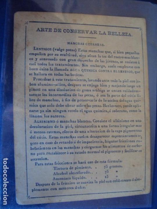 Barajas de cartas: (BA-190501)BARAJA DE LOS ENAMORADOS. DEDICADA AL PRESTIDIGITADOR CATALÁN D. FRUCTUOSO CANONJE XIX - Foto 90 - 166542314