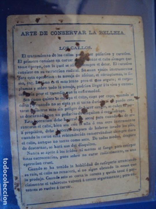 Barajas de cartas: (BA-190501)BARAJA DE LOS ENAMORADOS. DEDICADA AL PRESTIDIGITADOR CATALÁN D. FRUCTUOSO CANONJE XIX - Foto 92 - 166542314