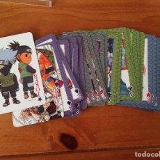 Barajas de cartas: BARAJA CARTAS NARUTO. Lote 166602734